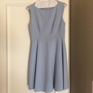 French Connection periwinkle dress. Size 6